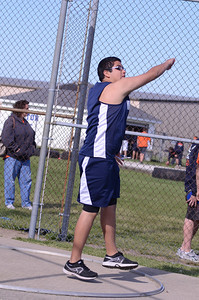 Oswego East Boys track and field vs Oswego 2012 036