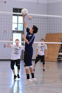 Oswego East boys volleyball Vs Plainfield Central 138