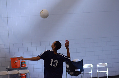 Oswego East boys volleyball Vs Plainfield Central 125