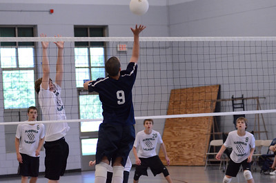 Oswego East boys volleyball Vs Plainfield Central 131