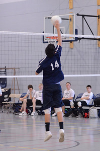 Oswego East boys volleyball Vs Plainfield Central 134