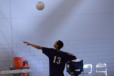 Oswego East boys volleyball Vs Plainfield Central 124