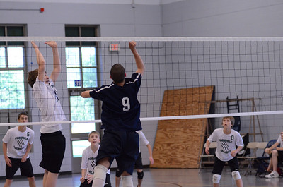 Oswego East boys volleyball Vs Plainfield Central 132