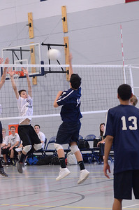 Oswego East boys volleyball Vs Plainfield Central 156