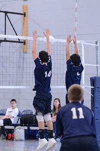 Oswego East boys volleyball Vs Plainfield Central 142