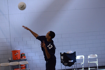 Oswego East boys volleyball Vs Plainfield Central 126