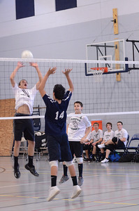 Oswego East boys volleyball Vs Plainfield Central 153