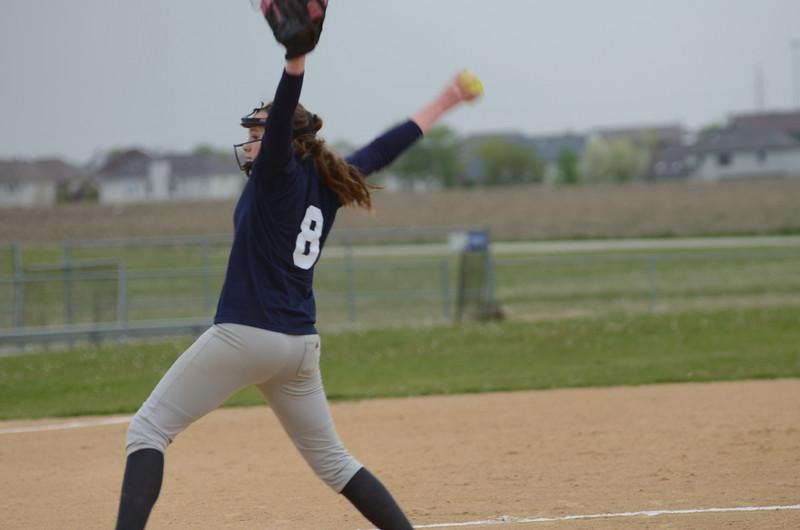 Oswego East girls fresh  softball 2012 060
