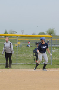 Oswego East girls fresh  softball 2012 037