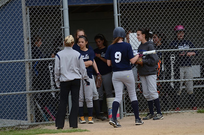 Oswego East girls fresh  softball 2012 043