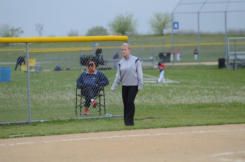 Oswego East girls fresh  softball 2012 028