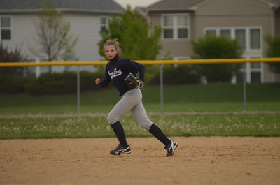 Oswego East girls fresh  softball 2012 222