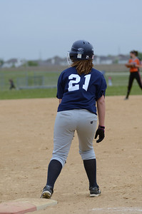 Oswego East girls fresh  softball 2012 019