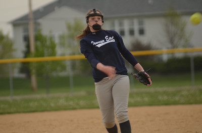 Oswego East girls fresh  softball 2012 218