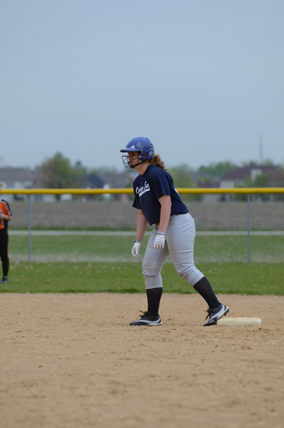 Oswego East girls fresh  softball 2012 020