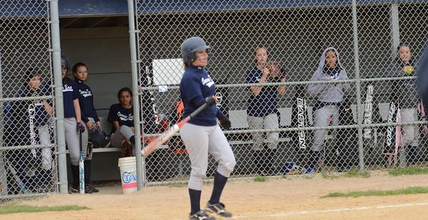 Oswego East girls fresh  softball 2012 024