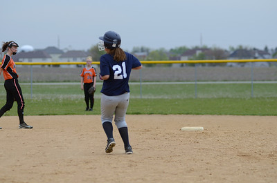 Oswego East girls fresh  softball 2012 025