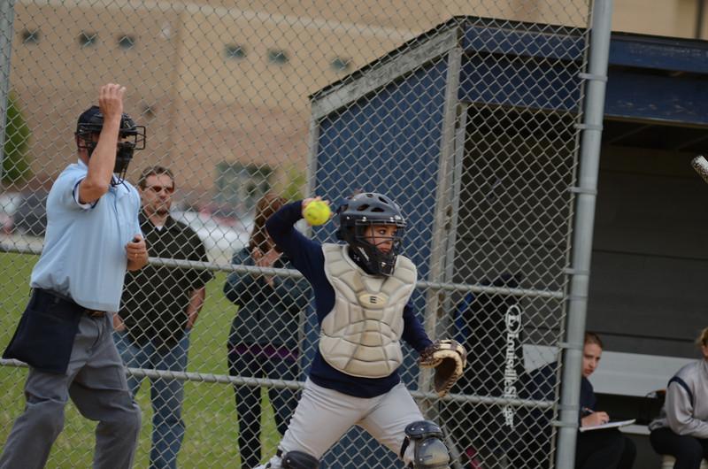 Oswego East girls fresh  softball 2012 058