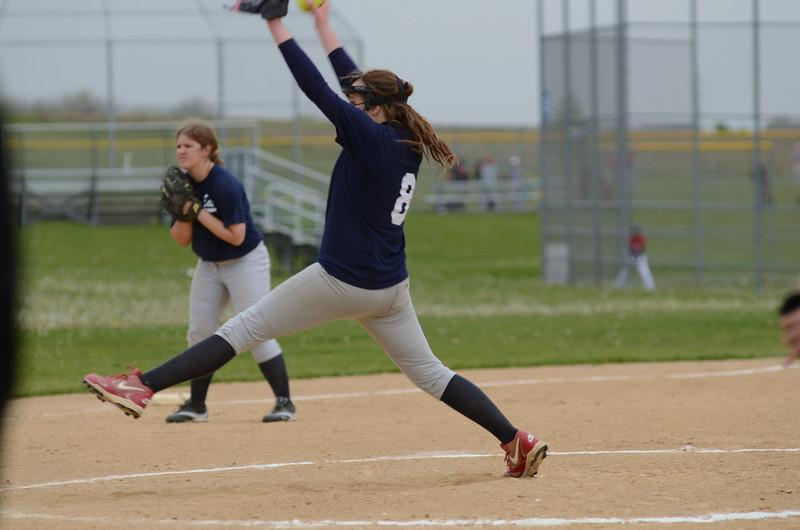 Oswego East girls fresh  softball 2012 062
