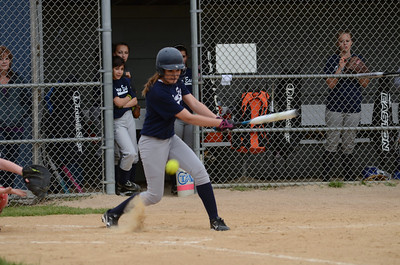 Oswego East girls fresh  softball 2012 041