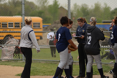 Oswego East girls fresh  softball 2012 240