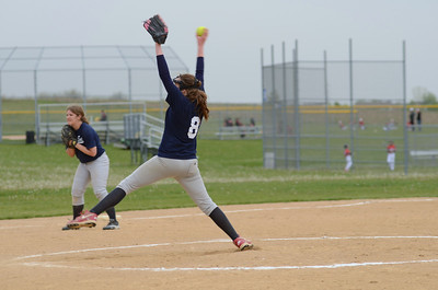 Oswego East girls fresh  softball 2012 052