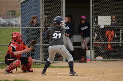 Oswego East girls fresh  softball 2012 211