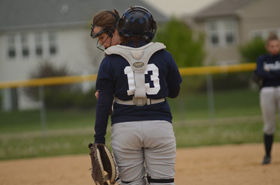 Oswego East girls fresh  softball 2012 225