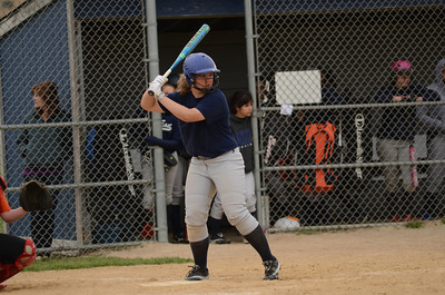 Oswego East girls fresh  softball 2012 202