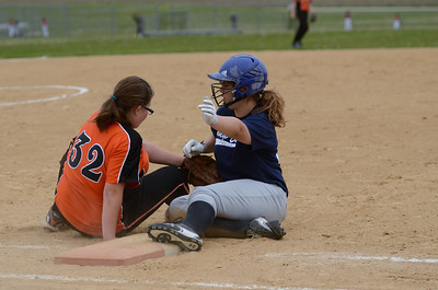 Oswego East girls fresh  softball 2012 012