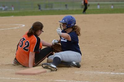 Oswego East girls fresh  softball 2012 012