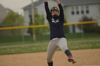 Oswego East girls fresh  softball 2012 216