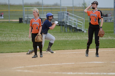 Oswego East girls fresh  softball 2012 039