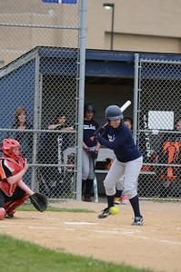 Oswego East girls fresh  softball 2012 015