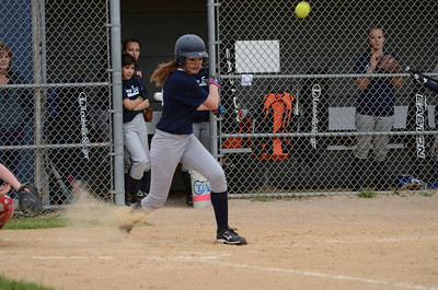 Oswego East girls fresh  softball 2012 042