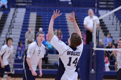 Oswego East boys volleyball Vs Plainfield Central 041