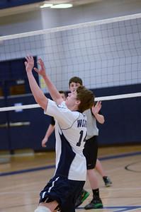 Oswego East boys volleyball Vs Plainfield Central 009