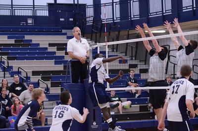 Oswego East boys volleyball Vs Plainfield Central 038