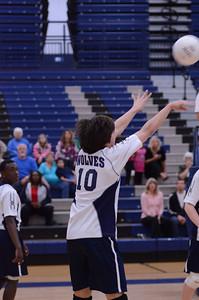 Oswego East boys volleyball Vs Plainfield Central 052