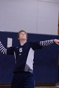 Oswego East boys volleyball Vs Plainfield Central 070