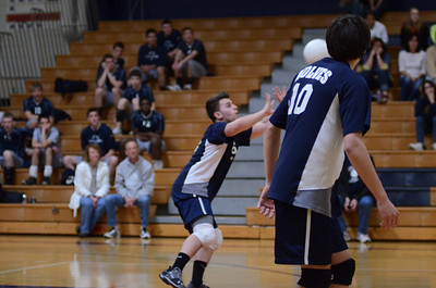 Oswgo East boys volleyball Vs Oswego 2012 173