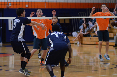 Oswgo East boys volleyball Vs Oswego 2012 073