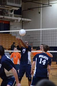 Oswgo East boys volleyball Vs Oswego 2012 008