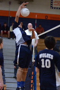 Oswgo East boys volleyball Vs Oswego 2012 037