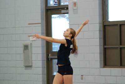 Oswego East Girls Volleyball Vs Plainfield Central 062