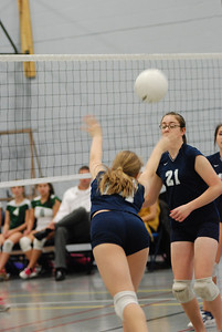 Oswego East Girls Volleyball Vs Plainfield Central 048