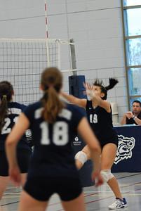 Oswego East Girls Volleyball Vs Plainfield Central 049