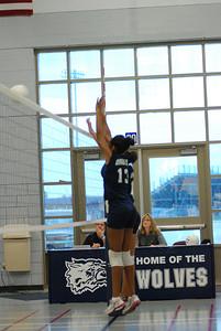 Oswego East Girls Volleyball Vs Plainfield Central 005