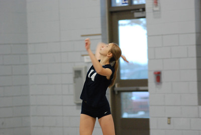 Oswego East Girls Volleyball Vs Plainfield Central 063