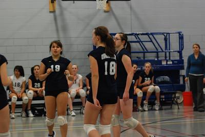 Oswego East Girls Volleyball Vs Plainfield Central 011